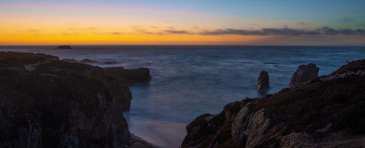 Big Sur California Sunset - Steve Gadomski