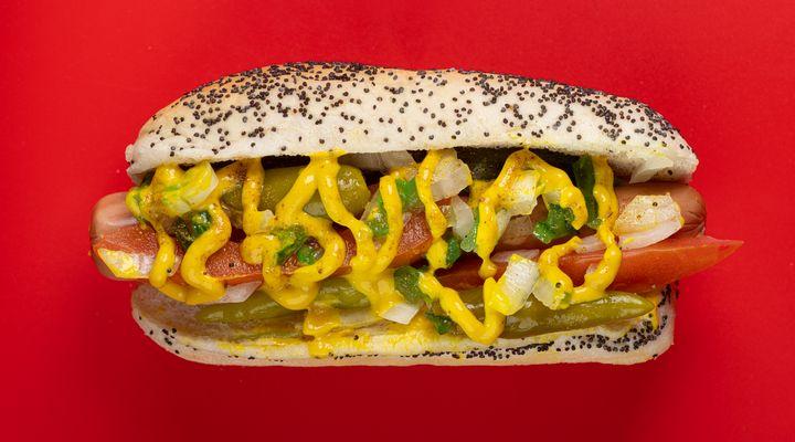 Chicago Style Hot Dog - Steve Gadomski