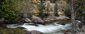 Rock Creek Beartooth Mountains Monta - Steve Gadomski