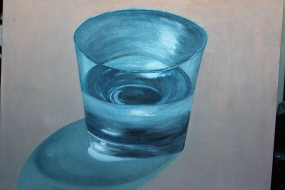 Glass of water - Bkri gallery