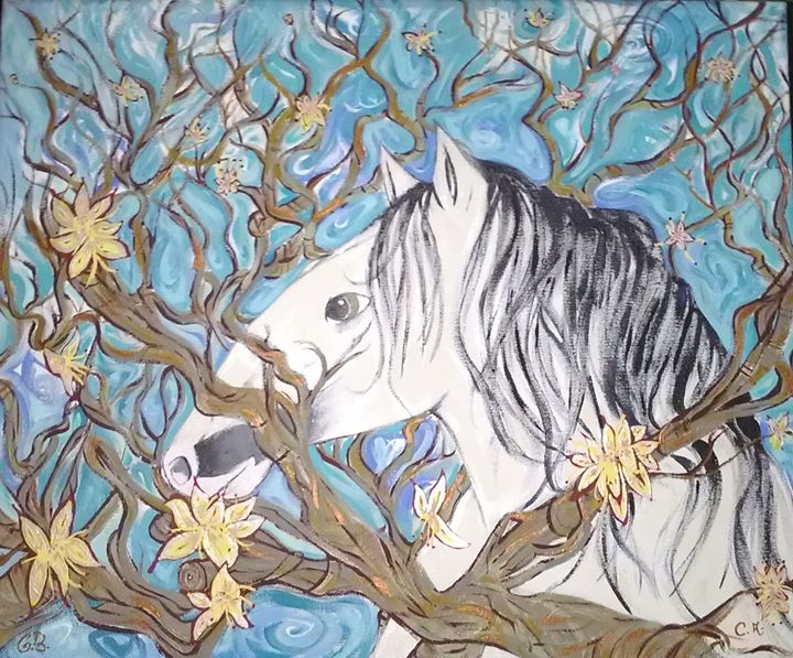 """ Liberdade "" - George Anthony Banos : The Avila Collection"