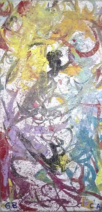 """"""" Carnaval """" - George Anthony Banos : The Avila Collection"""