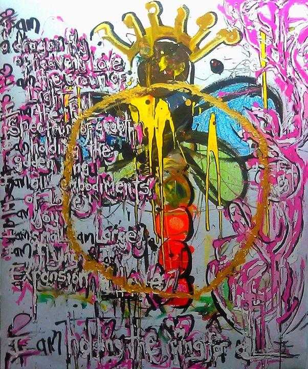 Dragon fly of heavenly love - Ashanthian Tophet