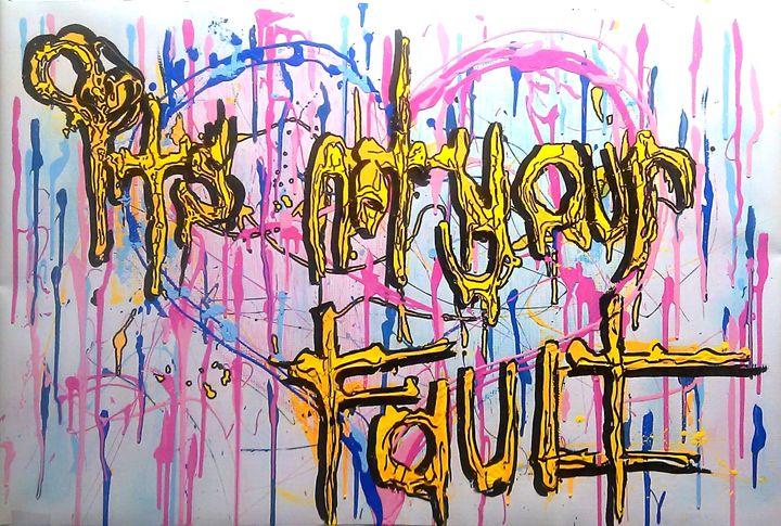 It's not your fault - Ashanthian Tophet
