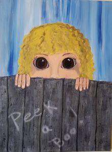 Peek-A-Boo - Creations Fine Art