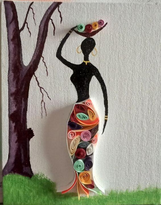 Quilling Art - Sandy Arts