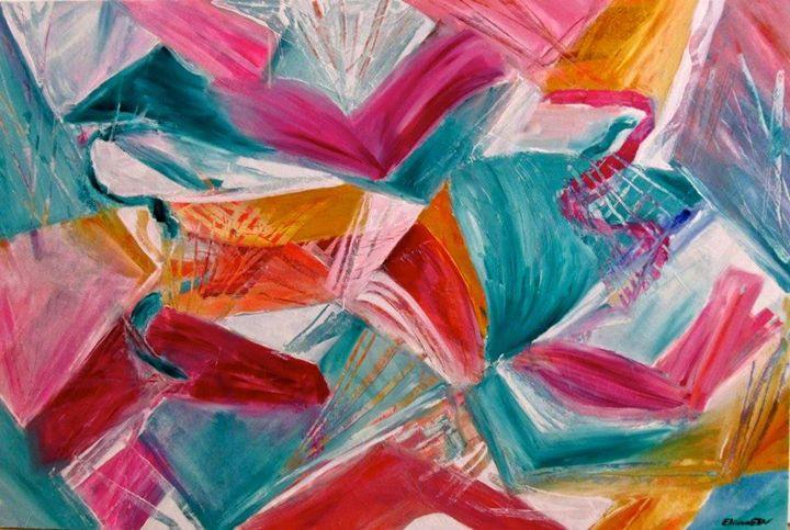 VOOS - Colorida Art Gallery