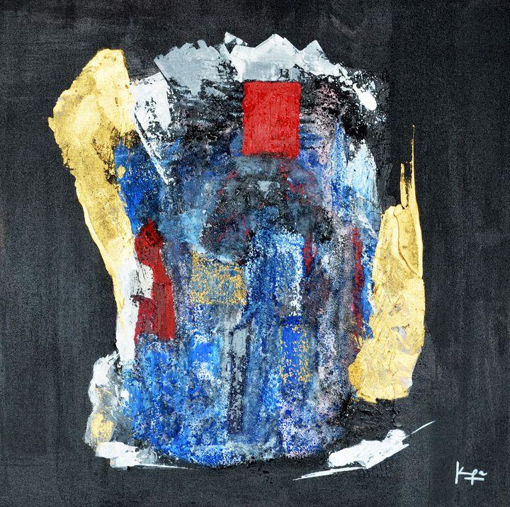 Abstract V - Colorida Art Gallery