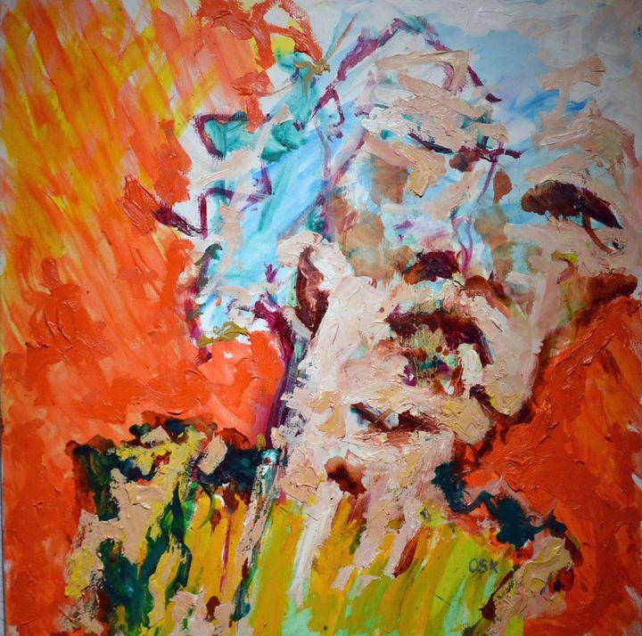 Saudade 2 - Colorida Art Gallery