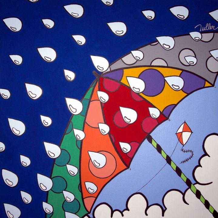 Sol e Chuva - Colorida Art Gallery
