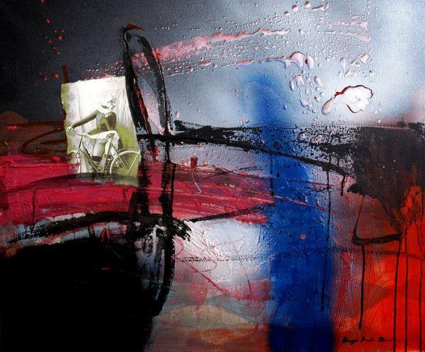 Abstract II - Colorida Art Gallery