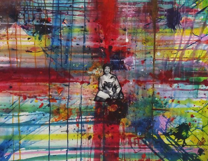Toush 8 - Colorida Art Gallery