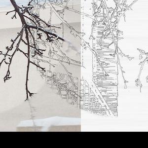001 Art Image Print (Square & Matte)