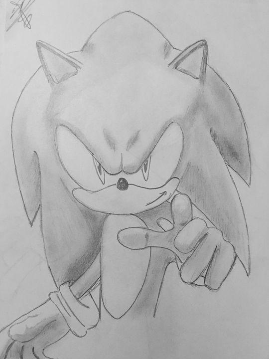 Sonic the Hedgehog - Loveless