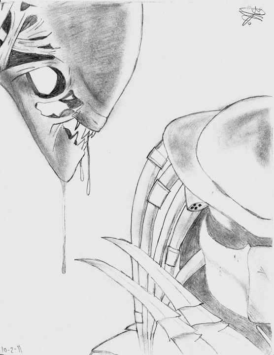 Alien Vs Predator - Loveless