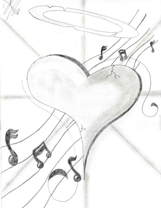The Heart - Loveless
