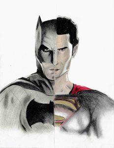 Batman V. Superman - Loveless