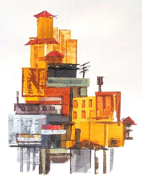 house #5 - FINE ART WINGS