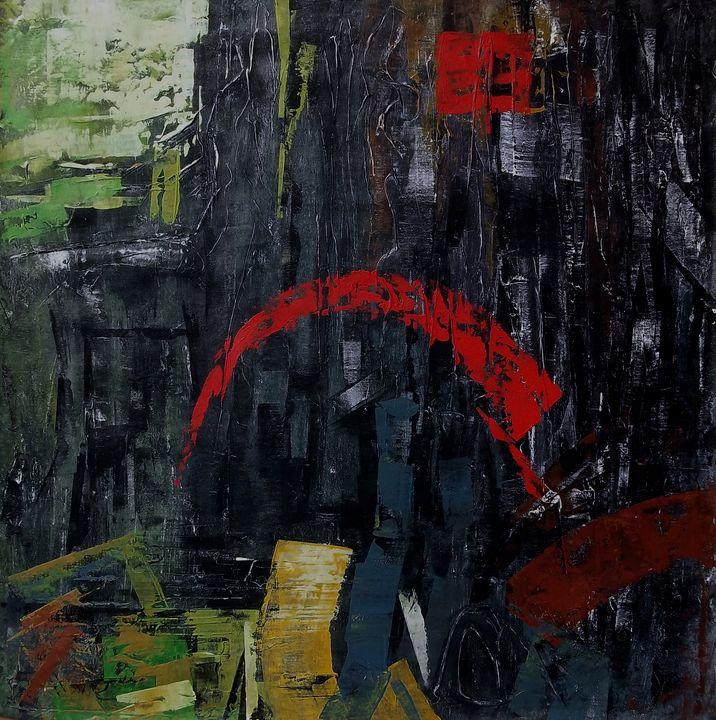 Darkness - FINE ART WINGS