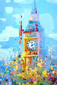 Tower Clock London