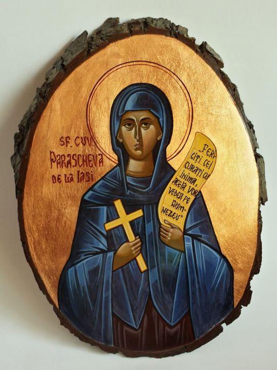 Saint Parascheva - Mihaela Anton