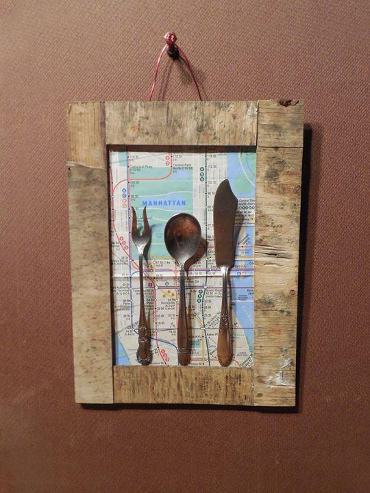Fork Knife Spoon - Jim Ramirez