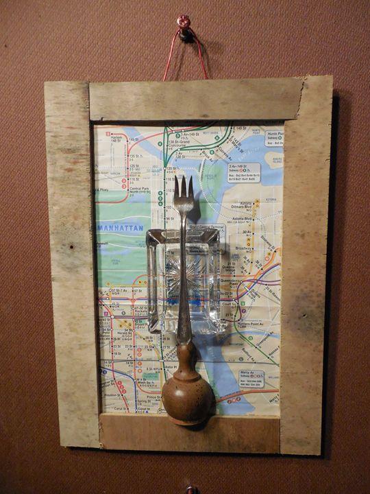 Wooden Knob Decorative Ashtray... - Jim Ramirez