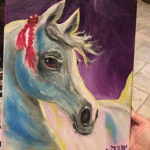 Fantasy Arabian Horse—SOLD