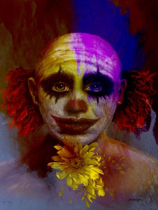The Clown - WickedLola Art