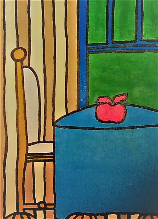 The Green Window - John L. Chandler