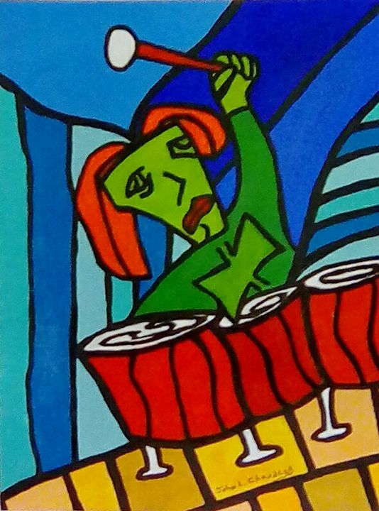 Percussion - John L. Chandler