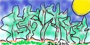 Tree Line #1