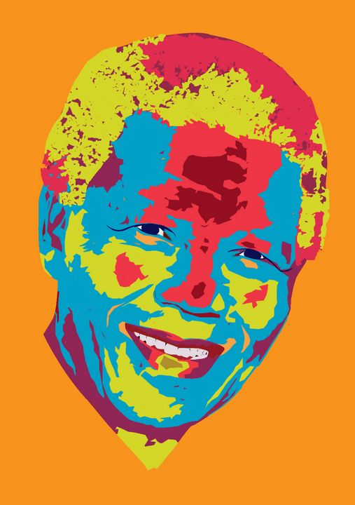 Nelson 'Madiba' Mandela - Victor's collection