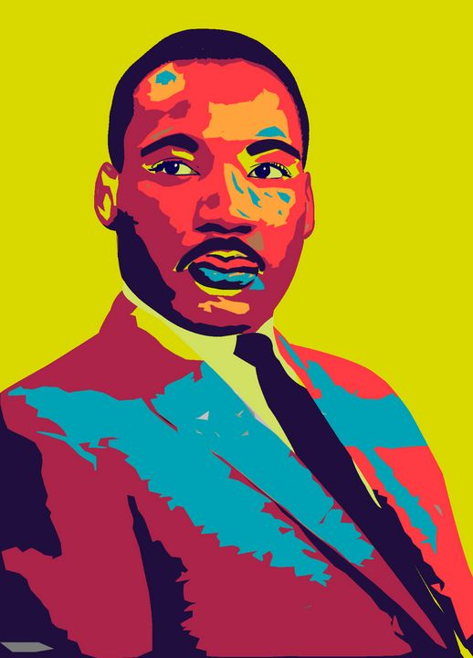 Martin Luther King jr - Victor's collection