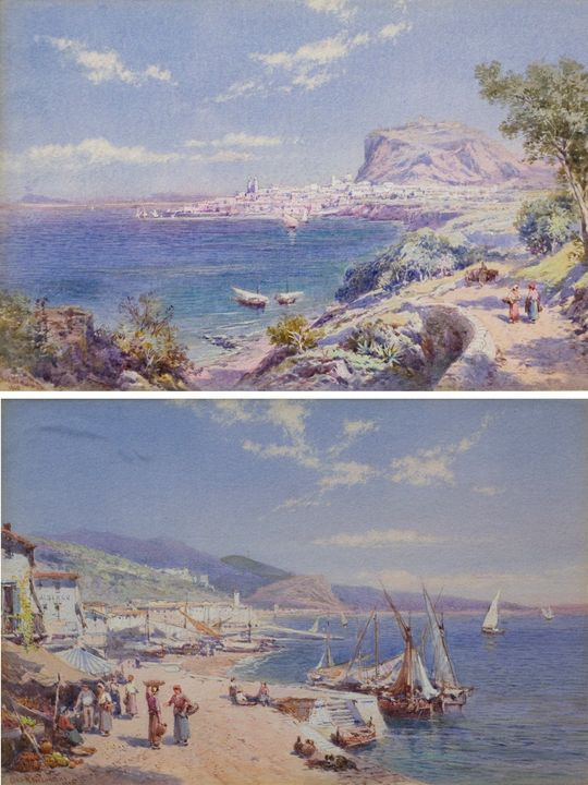 Cefalu, Sicily, San Stephano, Geneo - Guarisco Gallery