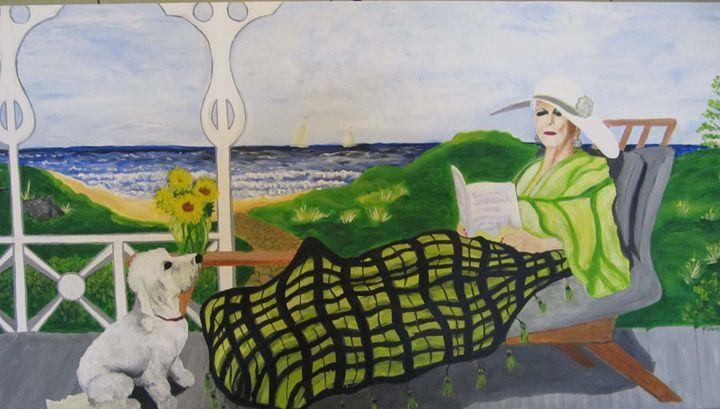LADY OF LEISURE - Richard L. Garabedian