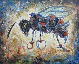 "Aleksey Lymarev ""The Bee"""