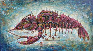 """Aleksey Lymarev """"The Fighting Shrimp"""