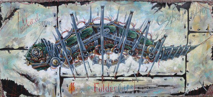 "Aleksey Lymarev ""The Folder of Life"" - Jozo Art"