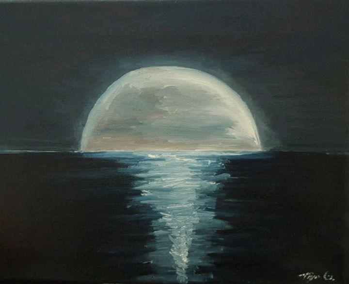 moon - Latoya Gomez