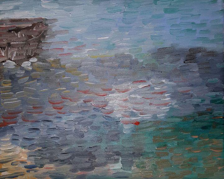 under sea - Latoya Gomez