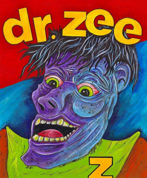 """""""dr. zee"""" - Racecat7"""