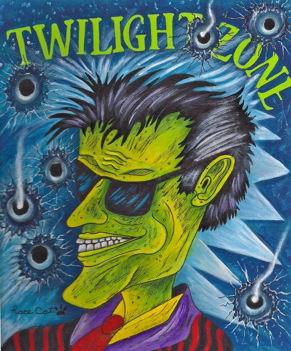 """"""" The Twilight  Zone"""" - Racecat7"""