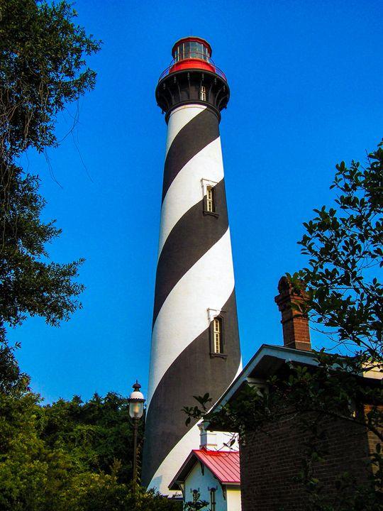 St. Augustine's Lighthouse - Aaron Alvarez