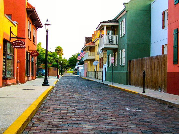 St. Augustine's Square - Aaron Alvarez