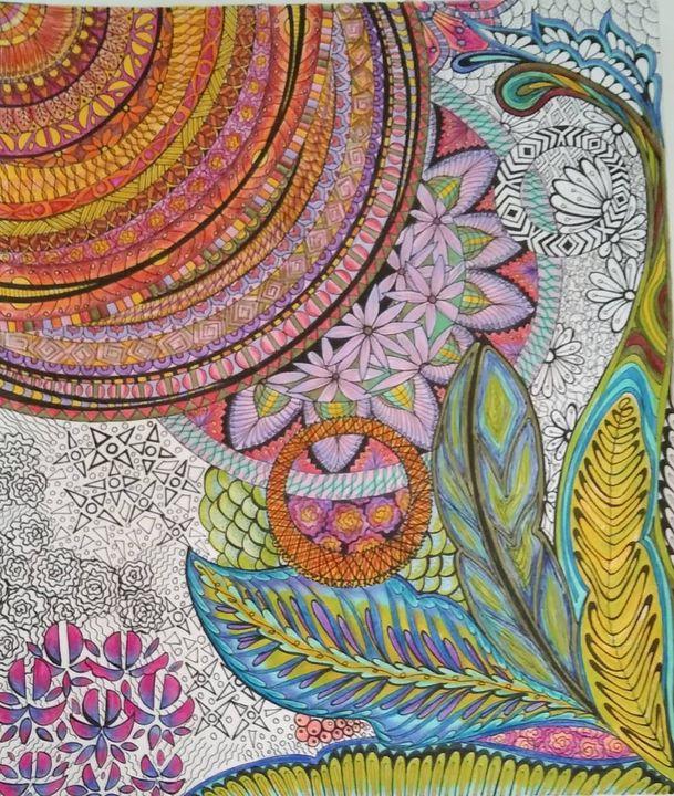 Garden Of Dreams (Sublime) - Tilottama Bose