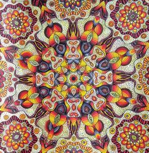 Colourful vibe