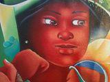60x50 Haitian painting