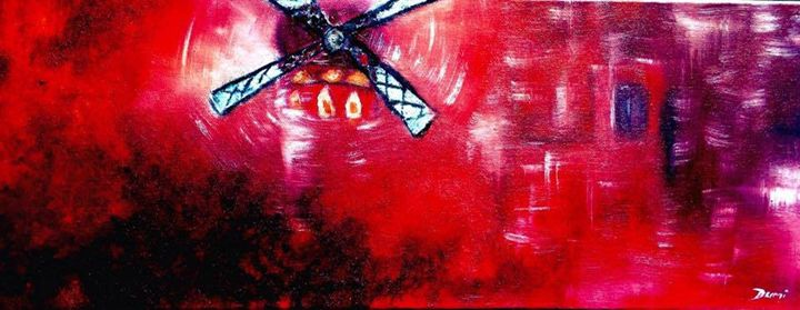 Moulin Rouge - Dumi