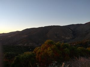 Scenic Mountains.